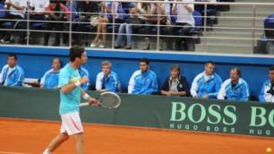 Кукушкин может выпасть из тенниса на полгода
