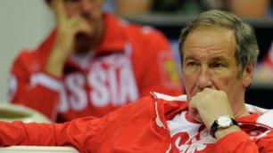 Тарпищев обеспокоен российским теннисом