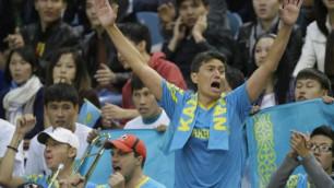 Сборная Казахстана поднялась на восьмое место в рейтинге Кубка Дэвиса