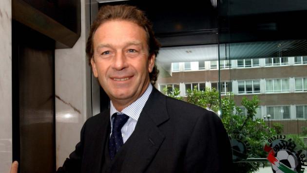 Президент итальянского клуба добровольно сложил полномочия