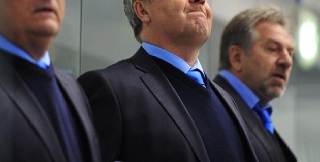 """Главного тренера """"Барыса"""" поздравят с тысячным матчем"""