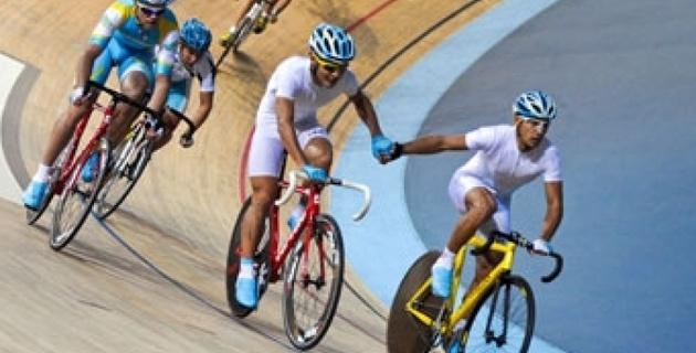 В Астане прошел чемпионат Казахстана по велоспорту на треке
