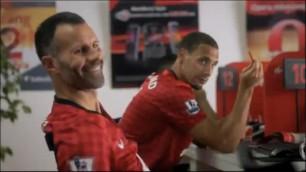 """Звезды """"Манчестер Юнайтед"""" снялись в рекламе азербайджанской компании"""