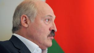 Лукашенко назвал позором нации поражение от испанцев