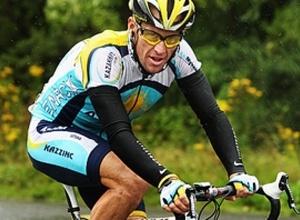 Армстронг отказался от благотворительности