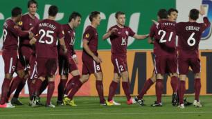 """""""Рубин"""" одержал вторую победу в Лиге Европы"""