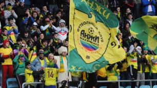 """""""Анжи"""" решил избавиться от московских фанатов на матчах Лиги Европы"""