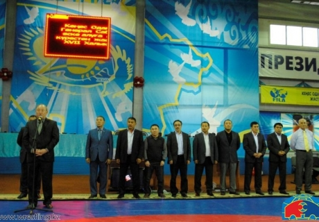 Федерация спорта по казахстана
