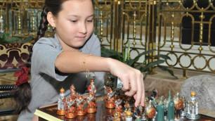 Юные шахматисты в Мариборе
