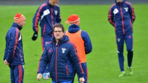 Капелло вывел сборную Россию в Топ-10 рейтинга ФИФА