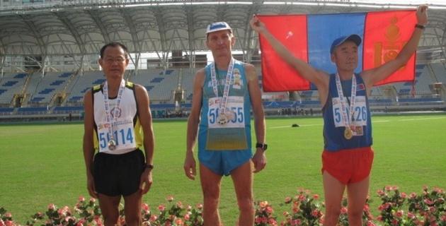 Сергей Поликарпов самый результативный спортсмен Азии