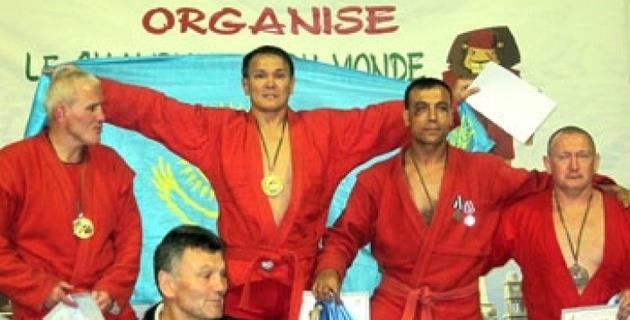 Триумф казахстанских ветеранов на чемпионате мира