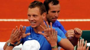 Чехия завоевала Кубок Дэвиса