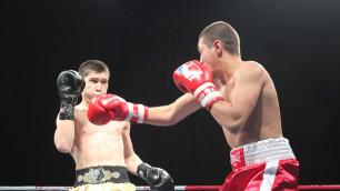 Самат Башенов: Пришлось очень тяжело на ринге