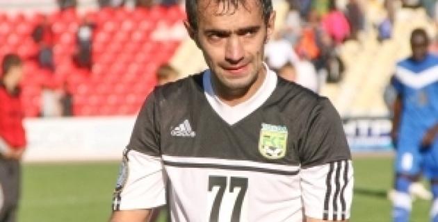 """Пиралы Алиев близок к переходу в """"Ордабасы"""""""