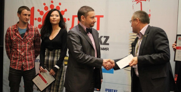Vesti.kz занял второе место на Award.kz