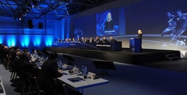 Астана примет Конгресс УЕФА