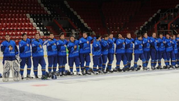 Сборная Казахстана одержала третью победу на чемпионате мира