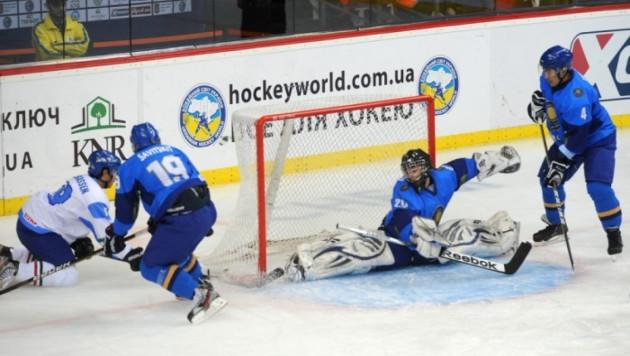Сборная Казахстана заняла второе место в группе на чемпионате мира