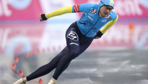 Сборная Казахстана выиграла командный спринт в Харбине