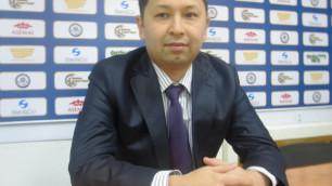 Отдел женского футбола возглавил Биданов