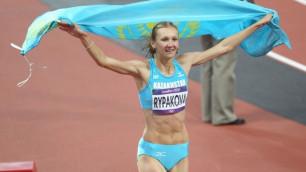 Рыпакова, Айдова, Садуакасова - лучшие спортсменки- 2012