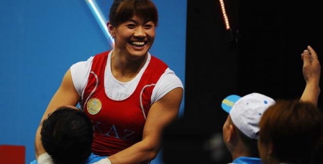 Спортивные события 2012 года