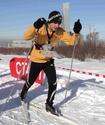 В Алматы прошел открытый чемпионат среди школьников по ориентированию на лыжах (+ фото)