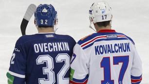 Овечкин и Ковальчук не попали в десятку лучших игроков НХЛ