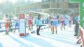 Шарабаев выступил на Континентальном Кубке по лыжному двоеборью