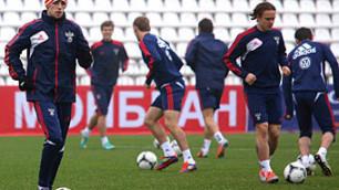 Сборная России сохранила 9-е место в рейтинге ФИФА