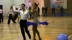 Турнир Best Open назвал лучших танцоров