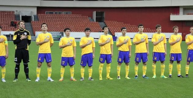 Сборная Казахстана в матче за 5-е место Кубка Содружества сыграет с Молдовой