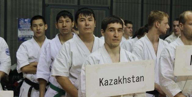Атырауский каратист стал победителем Кубка мира
