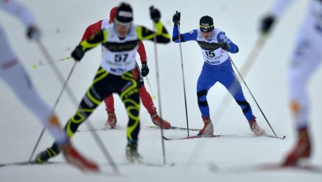 Марк Старостин - бронзовый призер скиатлона на молодежном ЧМ