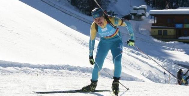 Вишневкая завоевала серебро на юниорском ЧМ по биатлону