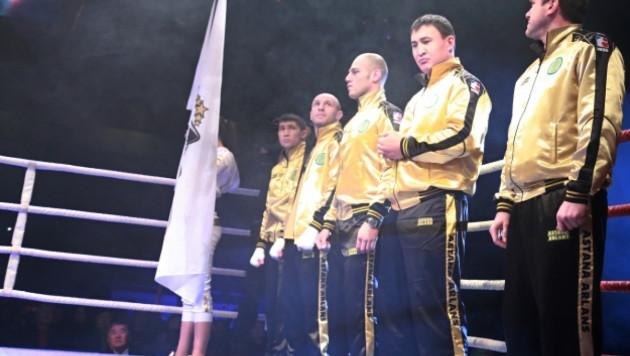 """Клуб """"Астана Арланс"""" огласил состав на поединок с USA Knockouts"""