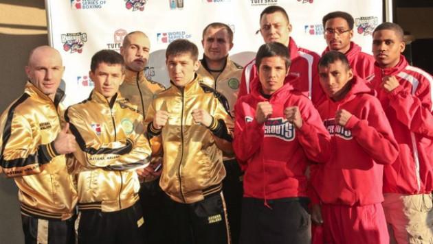 Боксеры Astana Arlans досрочно повели в матче против USA Knockouts