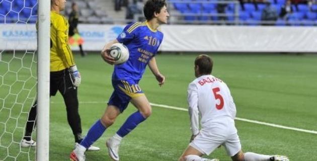 Бугаев сможет сыграть против Казахстана