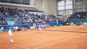 Щукин и Голубев уступили оппонентам из Австрии в матче Кубка Дэвиса