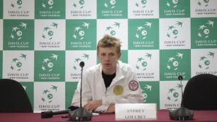 Андрей Голубев: С Мельцером готов сыграть хоть завтра