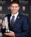 Джеррард признан лучшим футболистом Англии в 2012 году