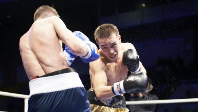 Ержан Мусафиров потерпел второе поражение в сезоне