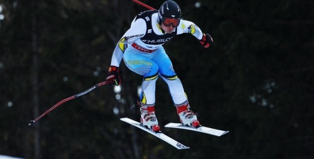 Кошкин 66-й в скоростном спуске на чемпионате мира в Австрии