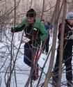 Чемпионат Алматы по ориентированию на лыжах