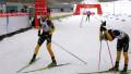 Казахстанец потянул связки на этапе Кубка мира по лыжному двоеборью в Алматы