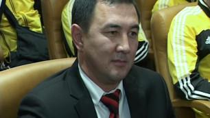 Талгат Баймуратов: Задача стоит выигрывать в каждом матче