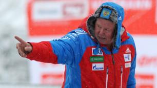 Тренера российских биатлонисток ограбили на ЧМ в Чехии