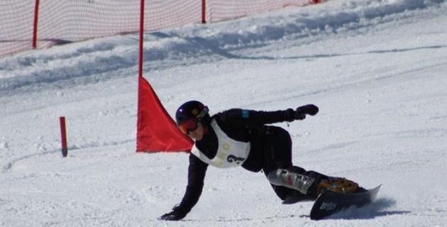 Казахстанская сноубордистка остановилась в шаге от пьедестала на Кубке мира
