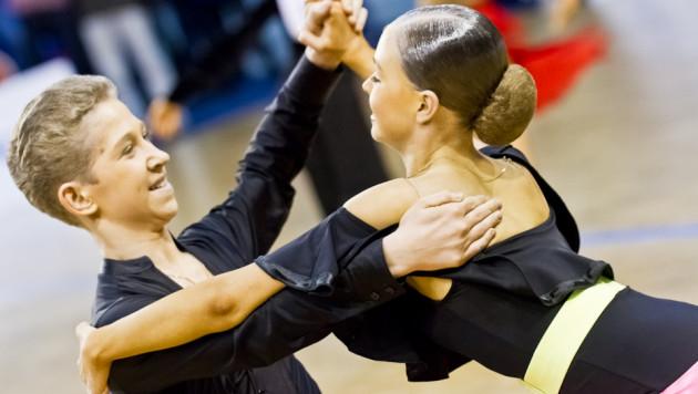 Завершилось юниорское первенство мира по танцам